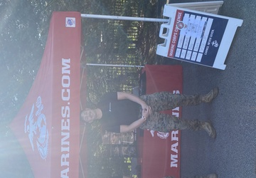 RS Cleveland Marines at Zac Brown Band