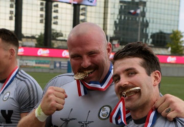 2021 Armed Forces Men's Rugby Championship