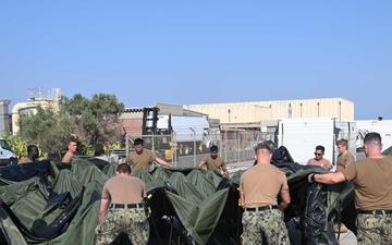NAS Sigonella Prepares for Afghanistan Evacuation [Image 24 of 24]