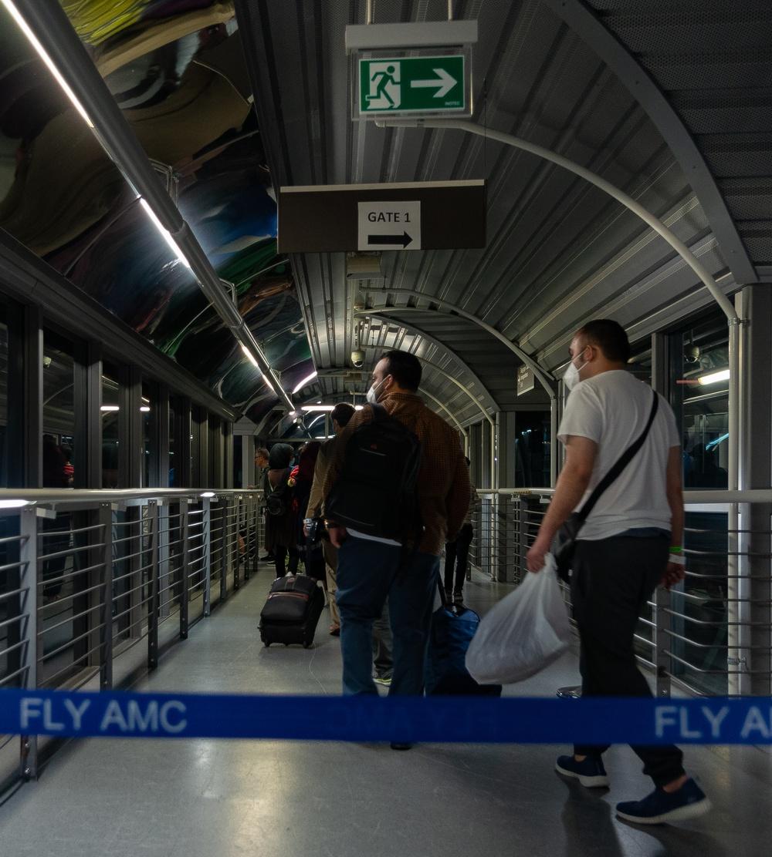 Ramstein transforms into major evac hub
