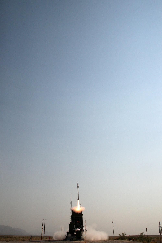 Army executes Iron Dome Defense System