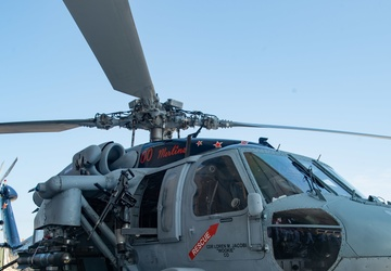 Helicopter Sea Combat Squadron (HSC) 3 Changes Command