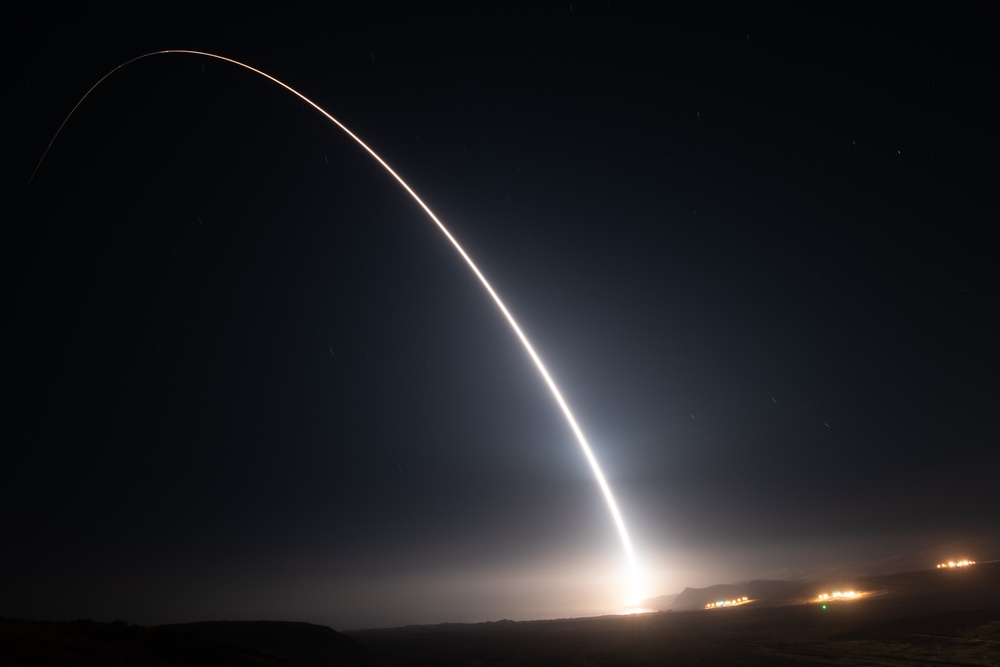 Army's Reagan Test Site supports missile test