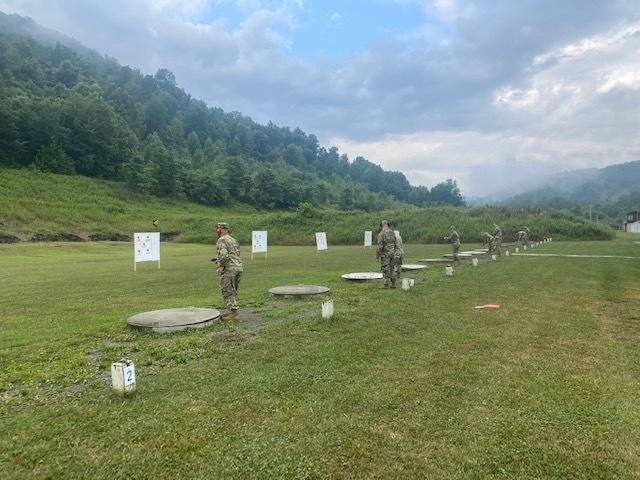 The D.C. National Guard MAC sharpens skills during annual training