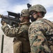 2nd Low Altitude Air Defense Battalion conduct live-fire range at Onslow Beach