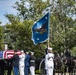 A Joint Full Military Honors Funeral Service is Conducted for Former U.S. Secretary of Defense Donald H. Rumsfeld