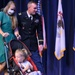 Illinois Army National Guard Officer Candidate School Graduation