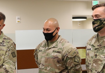 WMD Coordination Team members recognized for Exercise Fused Response