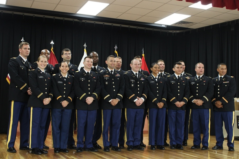 Tennessee National Guard commissions new officers