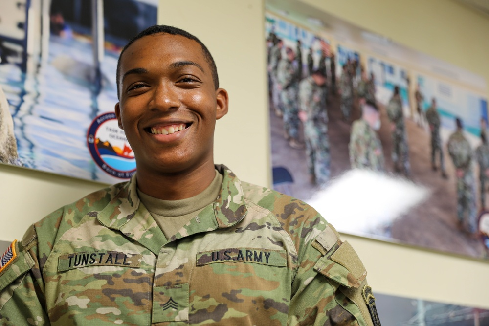 Task Force Oceania Soldier Saves Child from Drowning
