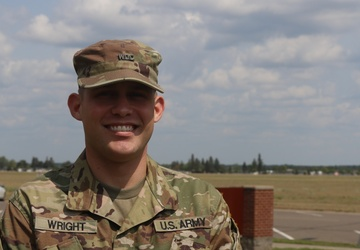 Resiliency in the RTI: Warrant Officer Candidate Pushes Through