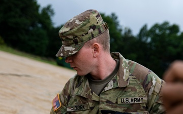 U.S. Soldiers Build Elevated Walkway at Fort McCoy, Wisconsin [Image 3 of 3]
