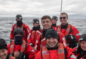 Faces of Escanaba: The U.S. Coast Guard crew of Operation Nanook 2021