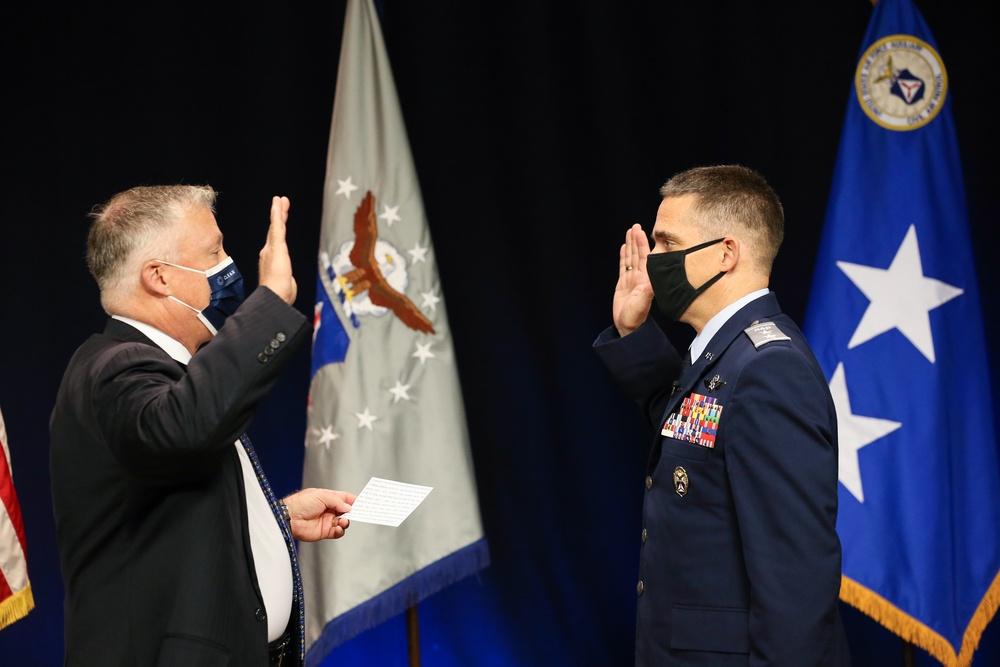 Phelka promoted to Maj. Gen.