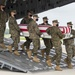 Marine Corps Lance Cpl. Schmitz honored in dignified transfer Aug. 29