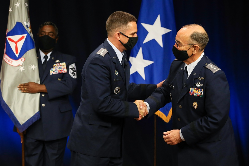 CAP holds National Commander Change of Command ceremony