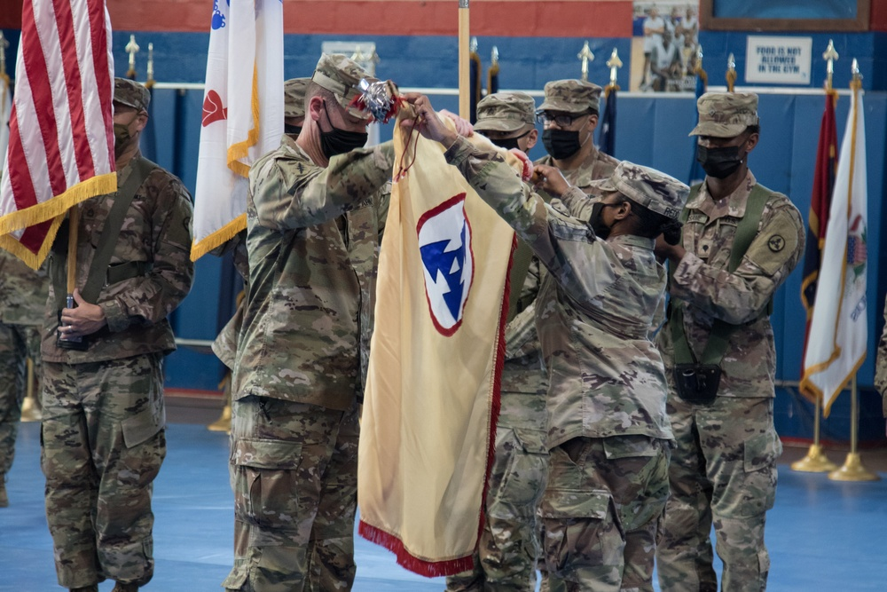 310th Expeditionary Sustainment Command transfers authority to 3rd Expeditionary Sustainment Command