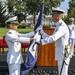 NAVFAC Washington change of command ceremony