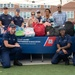 Coast Guard welcomes students to new school year, forms new partnership