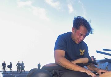 USS John P. Murtha (LPD 26) Sentry Security Course