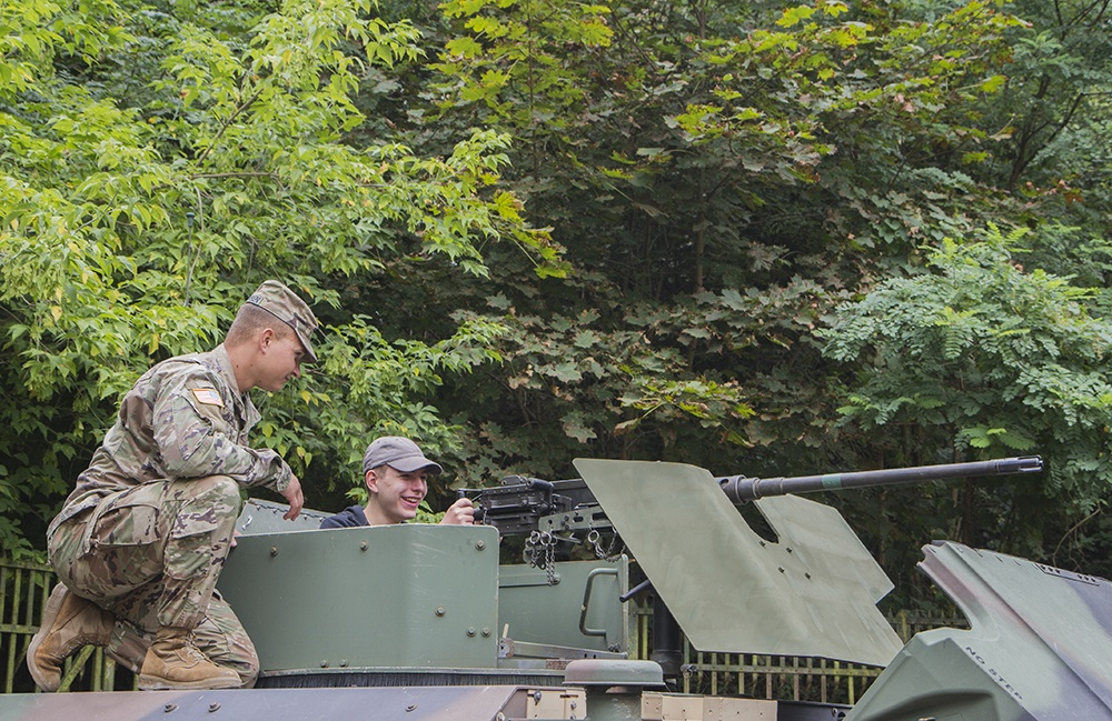 New Polish exhibit commemorates American air crews fighting over Poland in World War II