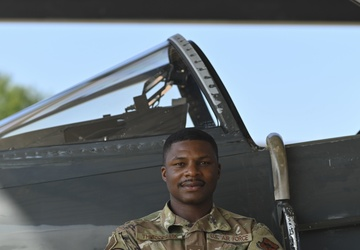 CAFB Airman joins excellence legacy