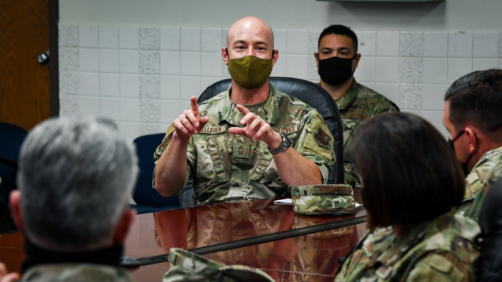 Cyber career field looks to develop agile, all-in-one Airmen