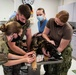 Cherry Point Sailors, Soldiers Cross Train to Treat Patients, Share Best Practices