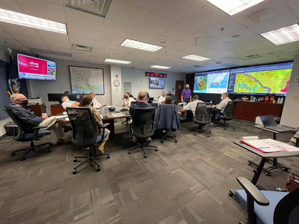 Hurricane Ida Federal Response
