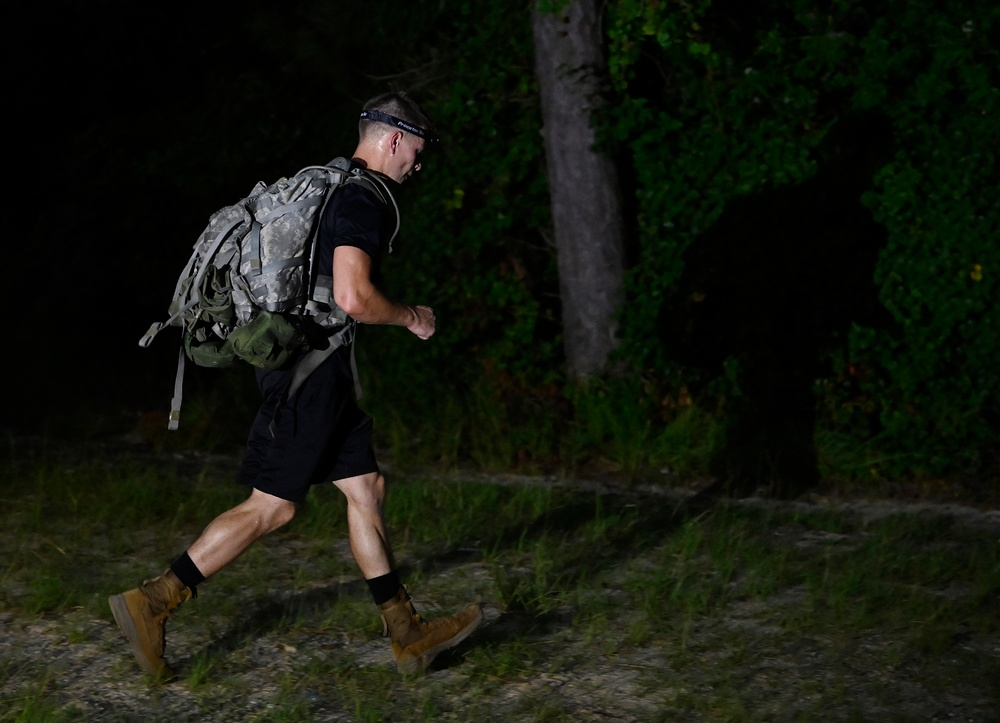 2021 USAJFKSWCS Best Warrior Competition Day 4.0
