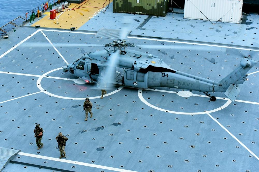 Combined Maritime Assault Force