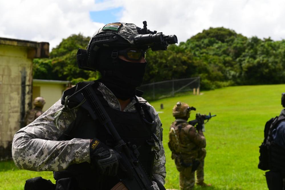 Urban Combat Training