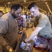Service members and civilians provide support for Afghanistan evacuation