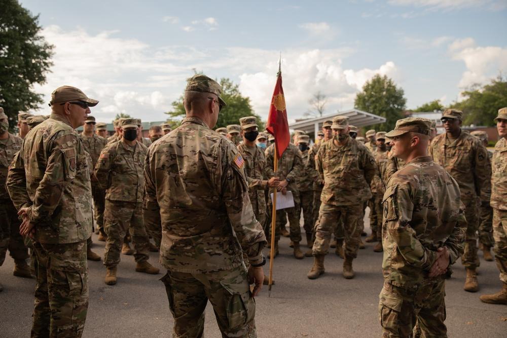 Tenn. National Guardsmen head to Louisiana for hurricane relief