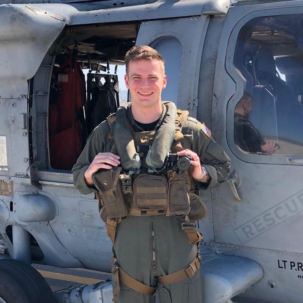 U.S. Navy Identifies 5 Sailors Killed in Helicopter Crash