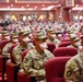 Exercise Bright Star kicks off with an opening ceremony at Mohamed Naguib Military Base