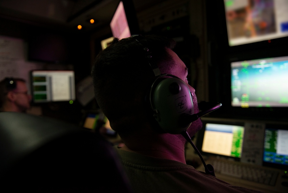 The 46th Expeditionary Attack Squadron takes flight with the MQ-9 Reaper