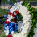 DSD Hicks hosts private 9/11 wreath laying ceremony