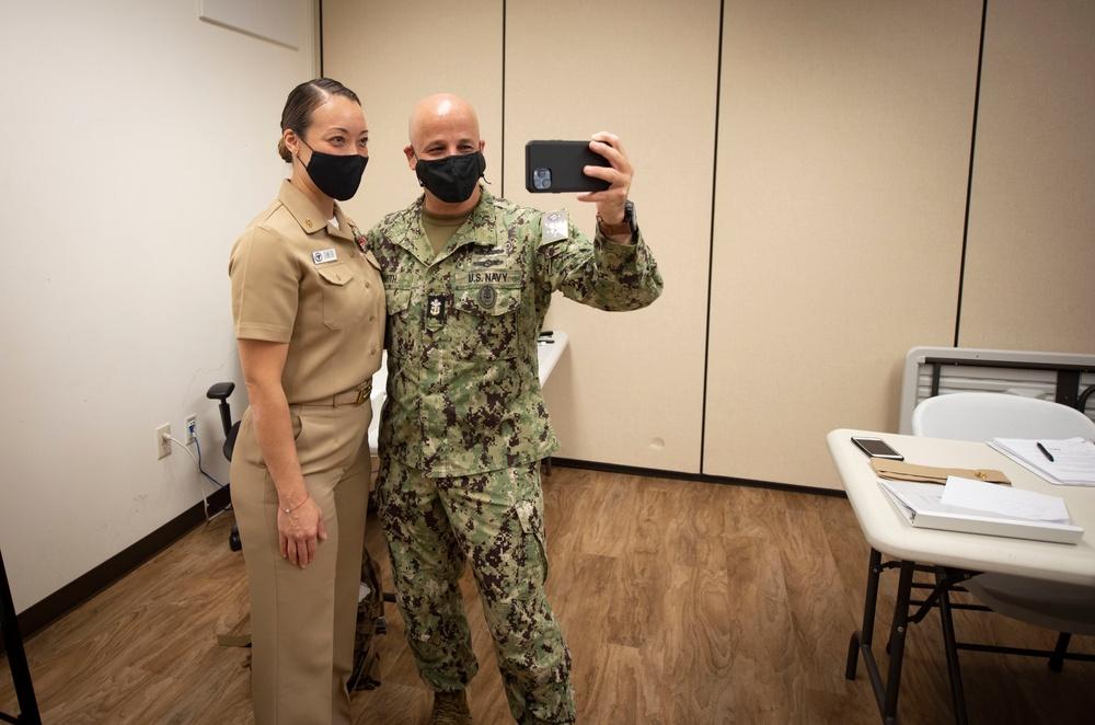 MCPON Visits NLDF Course at JBPHH