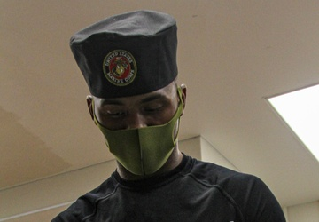 Chef of the Quarter – Marine Corps Cook Off