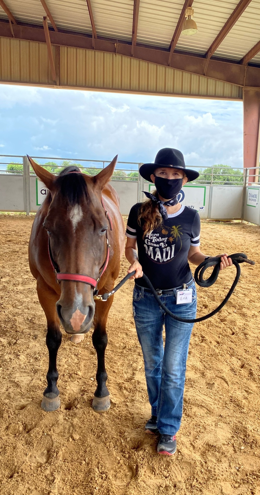 Saddle Up! Therapeutic Program Uses Horses to Help Soldiers