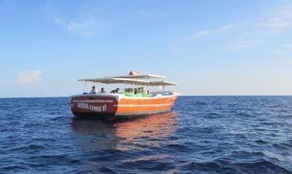 Coast Guard rescues 4 men off Key West