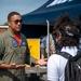 Navy Promotional Days Baltimore visits MERVO High School