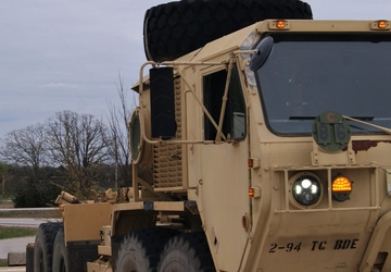 Transportation Soldiers Showcase Their Skills on Wheels during Truck Rodeo