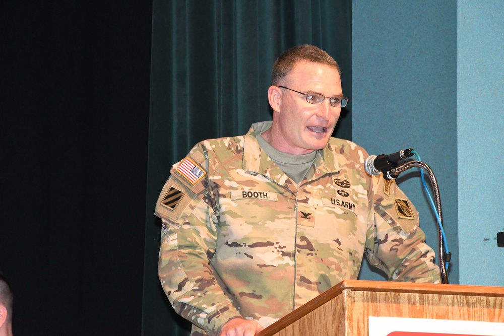 Booth becomes 61st commander of Jacksonville District