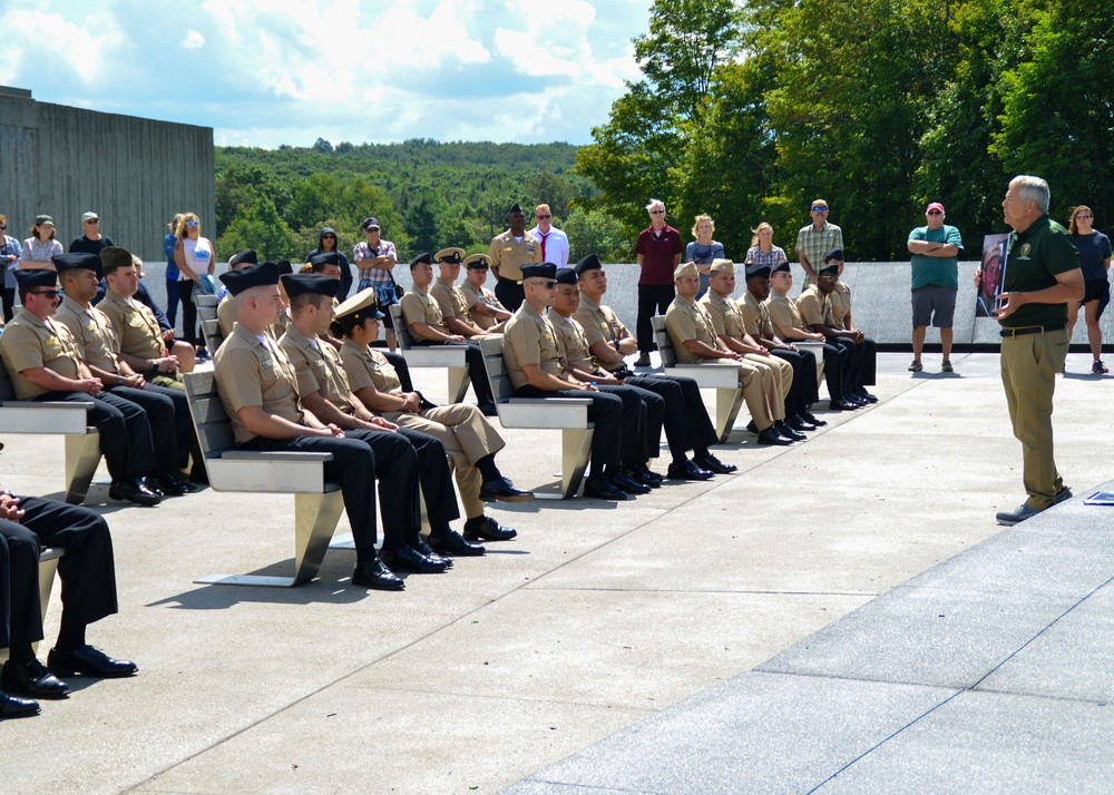 USS Somerset Visits Somerset County