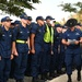 Coast Guard recruits receive orders to their first units in Cape May, N.J.