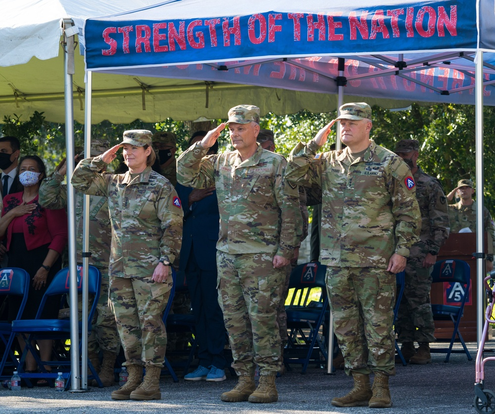 Army North welcomes new commander, says farewell to LTG Richardson