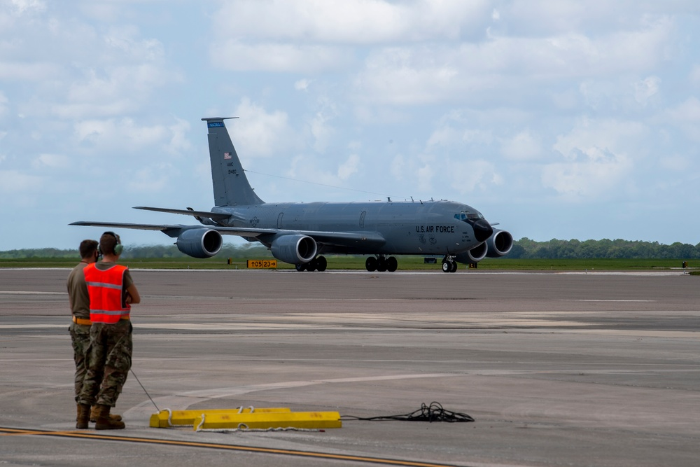 91st ARS return to MacDill AFB