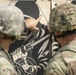 A firing team evaluate their shot groupings at the Florida Army National Guard's annual TAG Match